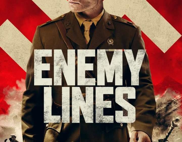 MOVIE : Enemy Lines (2020)