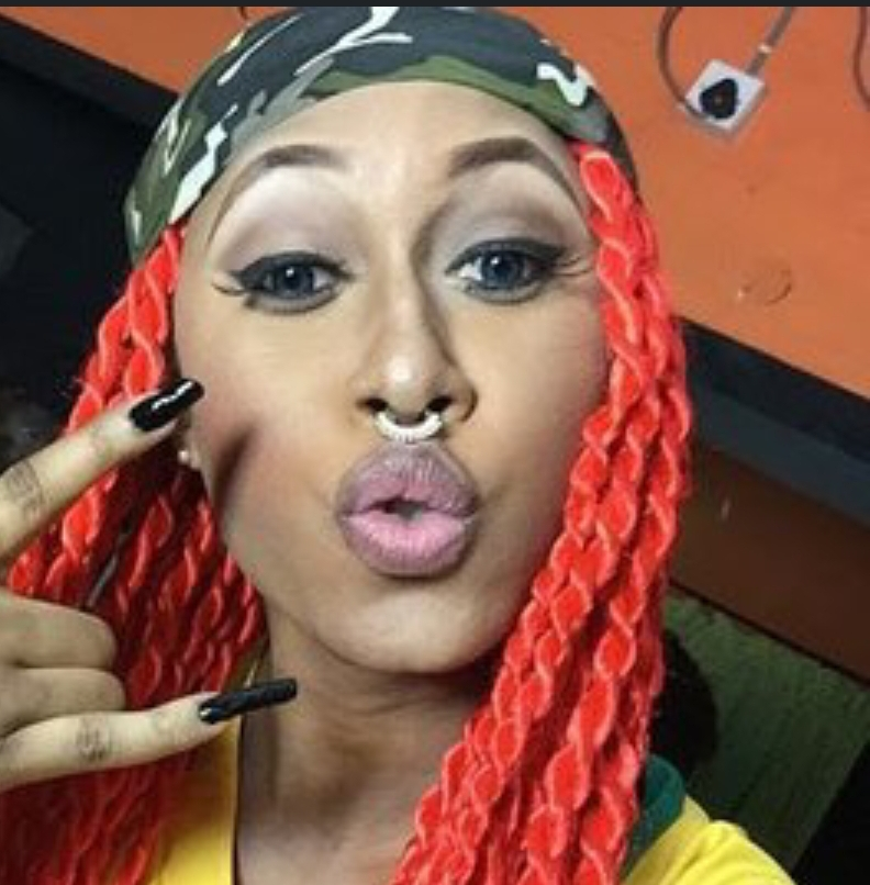 "Jude is my guy – the problem is my ex manager ""Cynthia Morgan"" [VIDEO]"