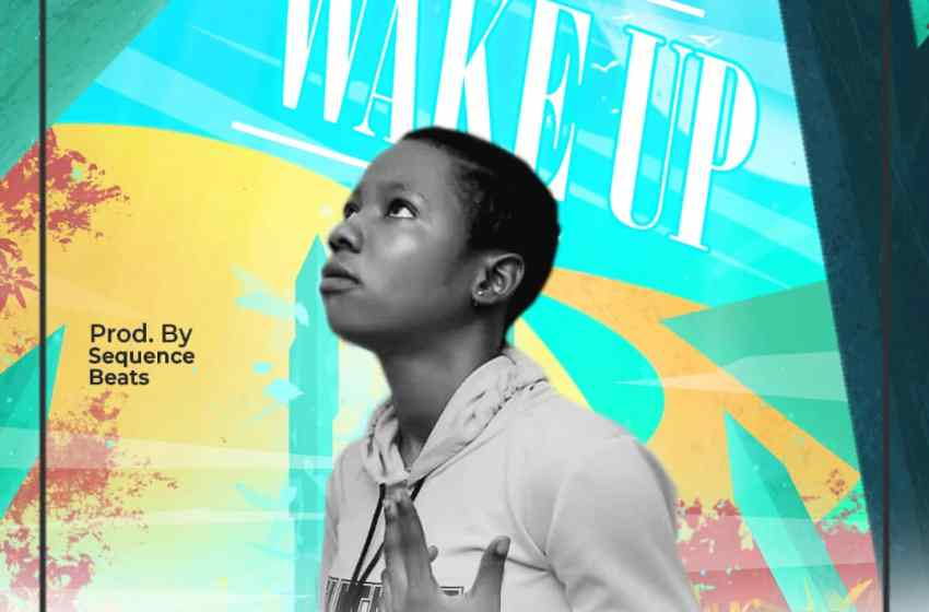 AUDIO : Harmzy – Wake Up
