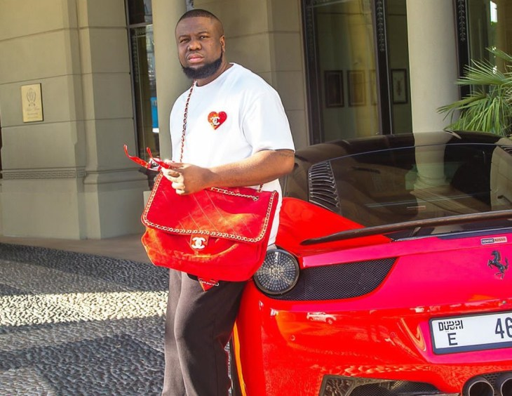 Hushpuppi made fan a millionaire on his birthday for being trolled