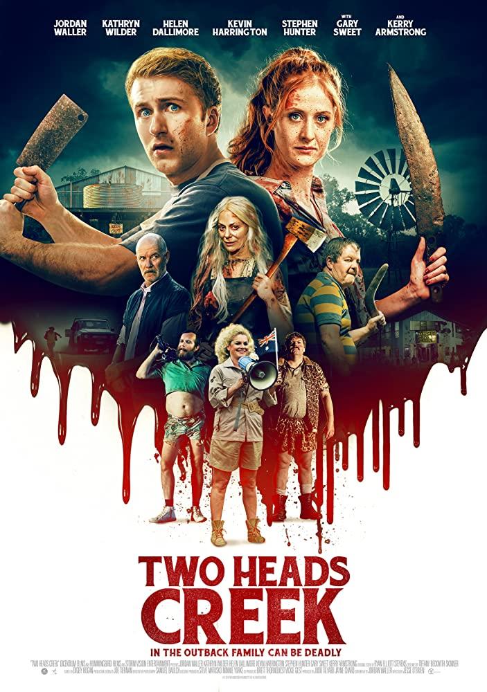 MOVIE : Two Heads Creek (2019)