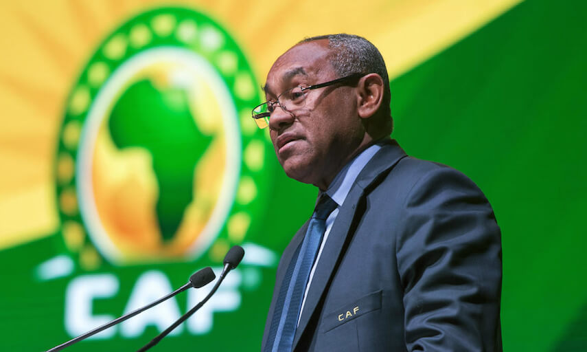 Just in: CAF postpones 2021 African Cup of Nation[SEE DATE]