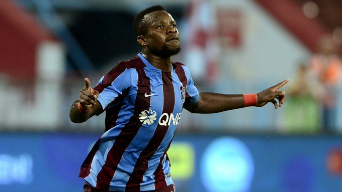 Super Eagles player, Onazi becomes hero in Italy after running 300 metres to catch thief