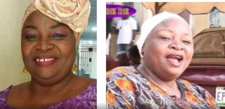 Nollywood actress, Madam Tinubu dies