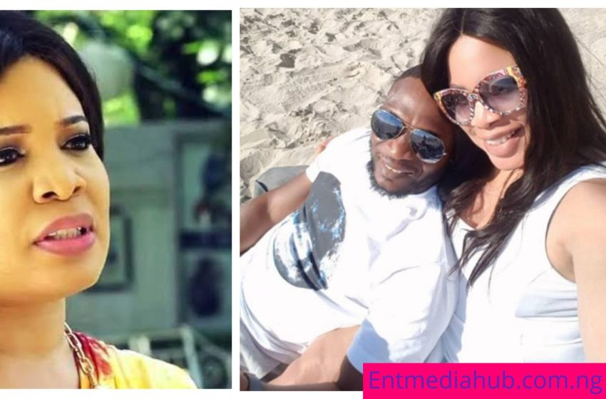 """""""Let me be quarantined with him forever""""- Actress Monolisa Chida opens up on her relationship"""