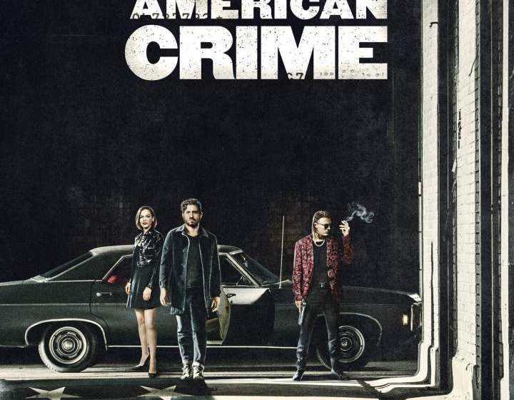MOVIE : The Last Days of American Crime (2020)