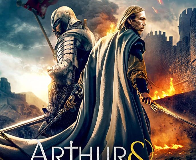 MOVIE : Arthur & Merlin - Knights of Camelot (2020)