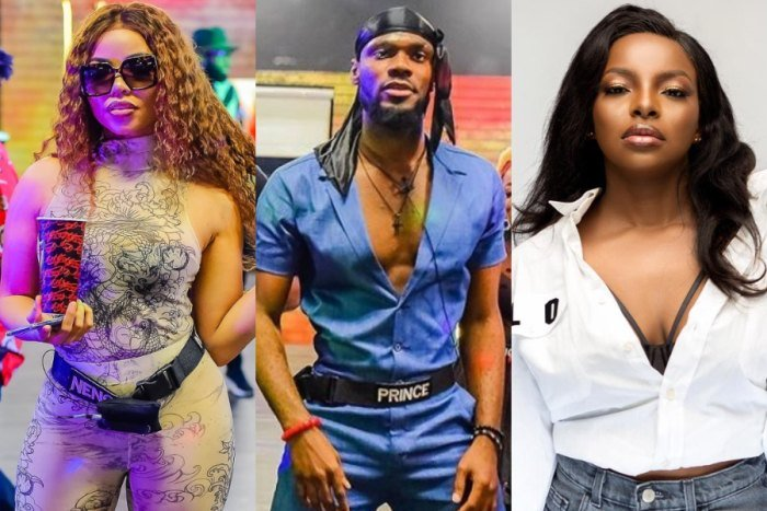 #Bbnaija2020:Wathoni Is Pained, Threatens To Destroy Nengi's Relationship With Prince After She Snatched Him From Her