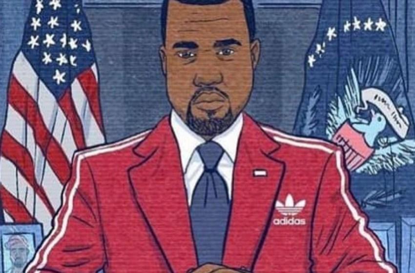 #2020VISION : Kanye West declares himself U.S Presidential candidate 2020