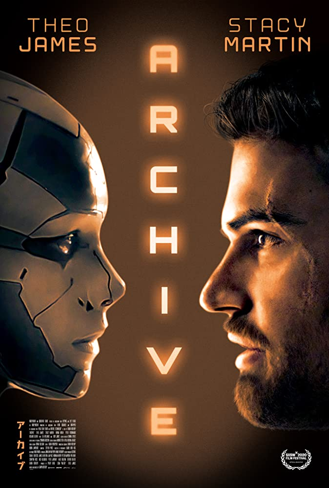 MOVIE : Archive (2020)
