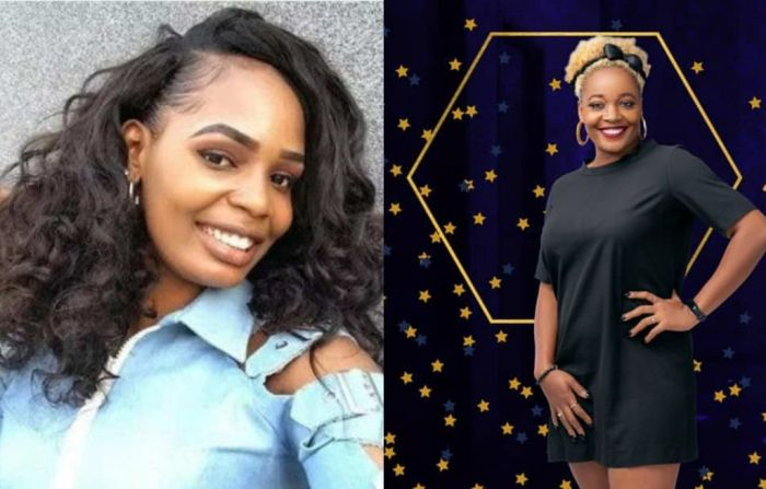 Noise In Big Brother's House Lucy, Kaisha Fight Over Used Tampons (Watch Video)
