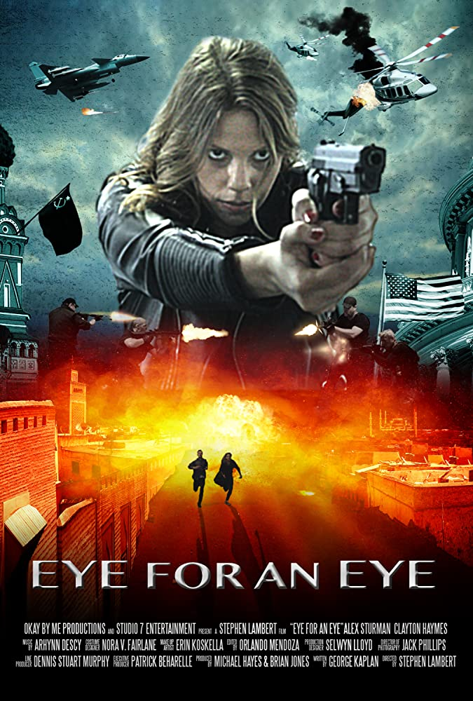 MOVIE : Eye for an Eye (2019)