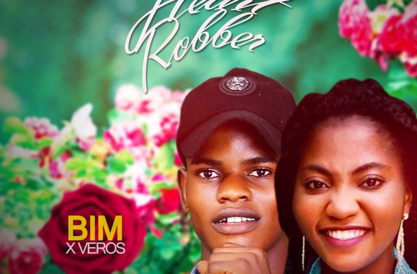 AUDIO : Bim x Veros – Heart Robber