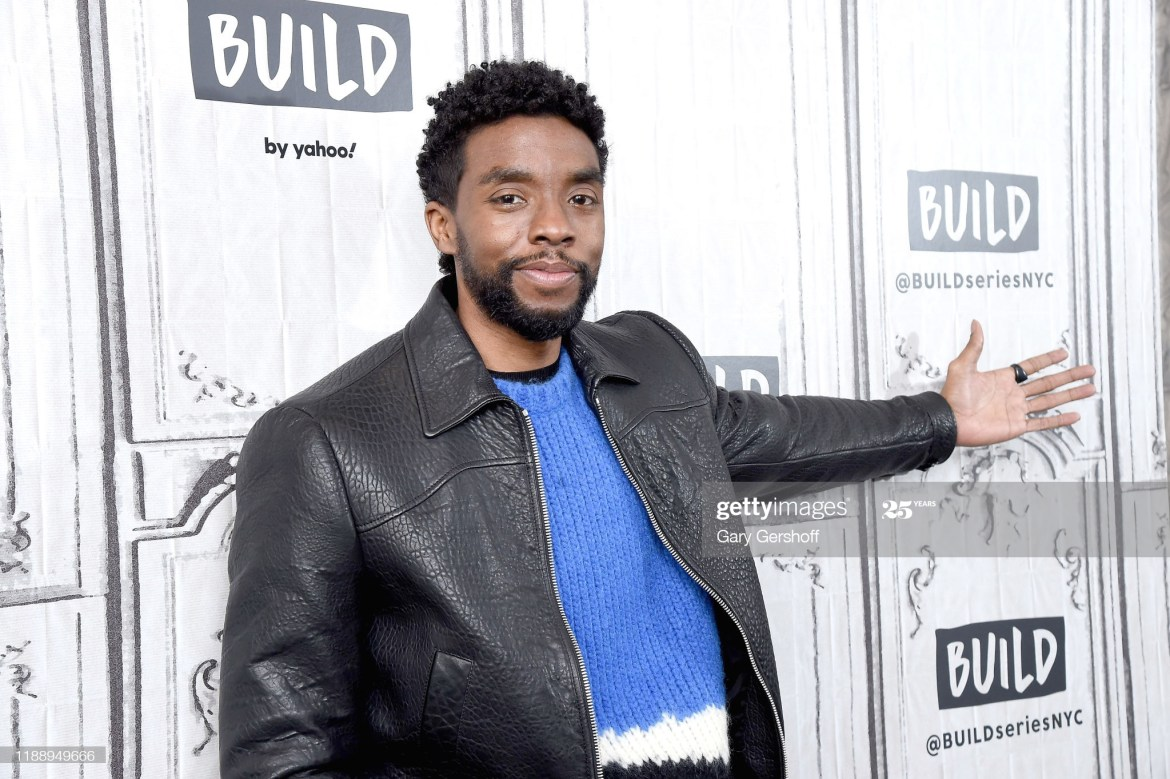 Black Panther Star, Chadwick Boseman dies at 40 6