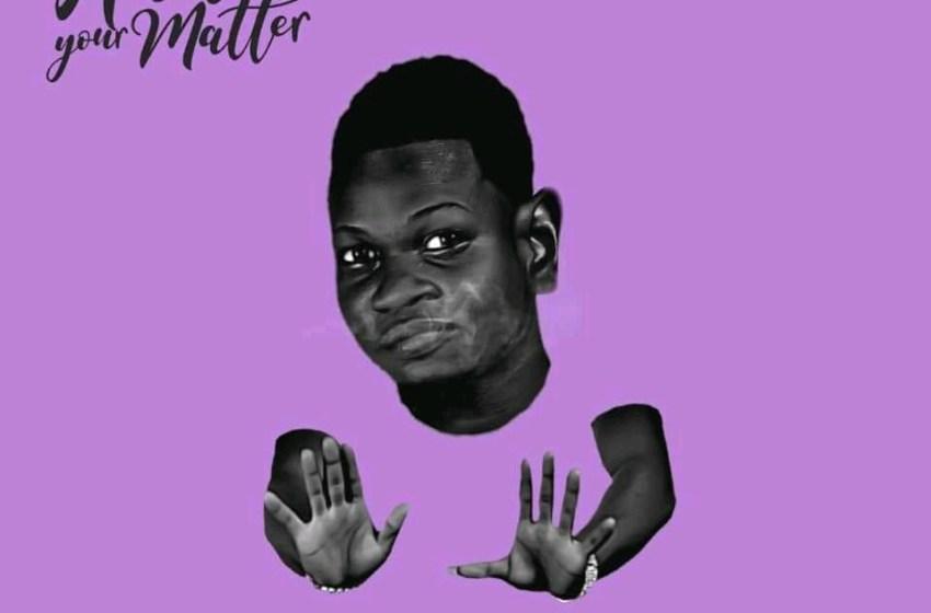 Alpha B - Handle Your Matter