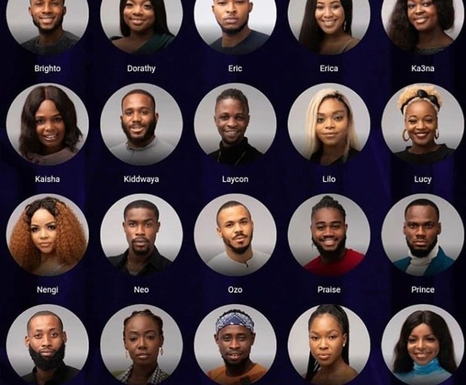 #Bbnaijaa2020:Emotional night as these two Housemates got evicted Tonight(See their names)