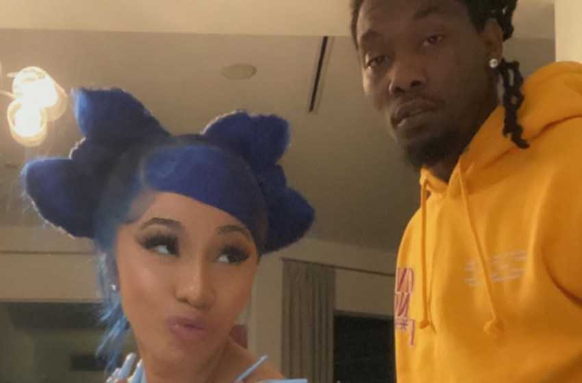 Cardi B Files for Divorce from Offset – Following Rumors of His Infidelity