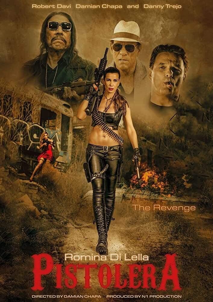 MOVIE : Pistolera (2020)