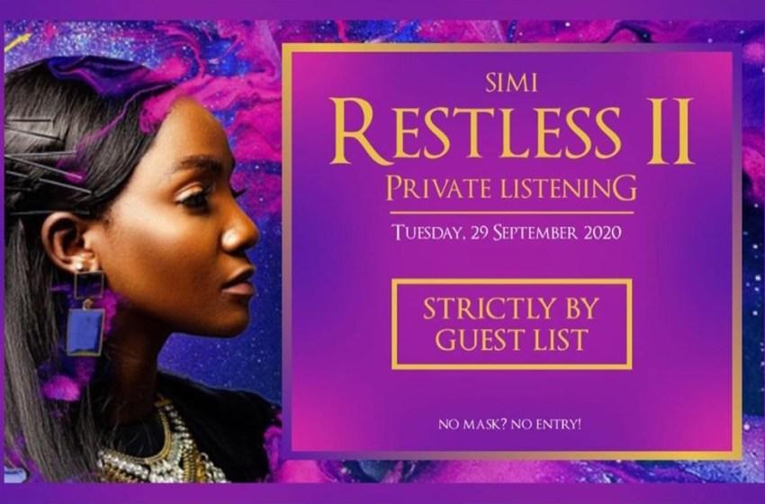 Simi - Restless II