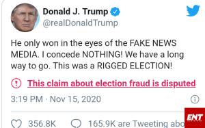 US Election: Trump Finally Accepts Defeat.