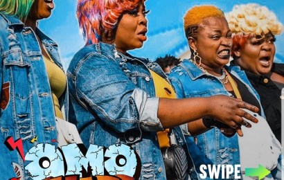 MOVIE : Omo Ghetto ( The Saga )