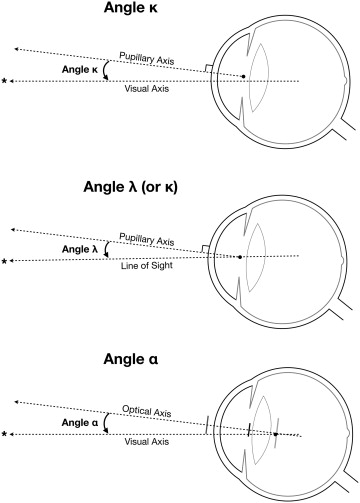The Subject-Fixated Coaxially Sighted Corneal Light Reflex