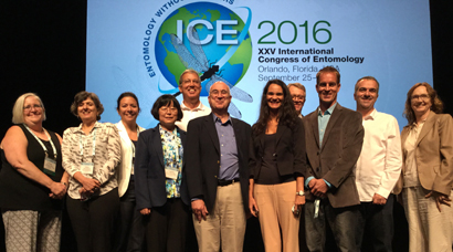 Zika Symposium at 2016 International Congress of Entomology