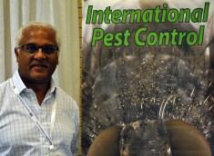 Ras Patel, from the magazine International Pest Control.