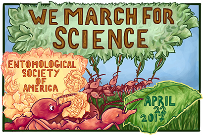 We March for Science