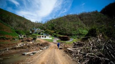 puerto rico hurricane aftermath