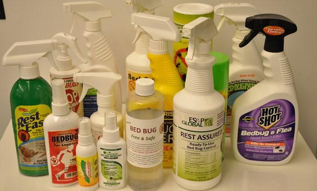 bed bug oils