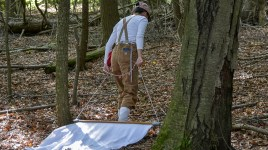 permethrin-treated clothing field study
