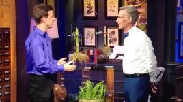 Dalton Ludwick on Bill Nye Saves the World