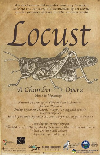 Locust: The Opera