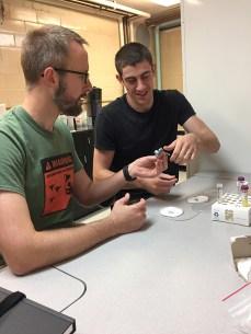 Scott O'Neal - Mosquito lab