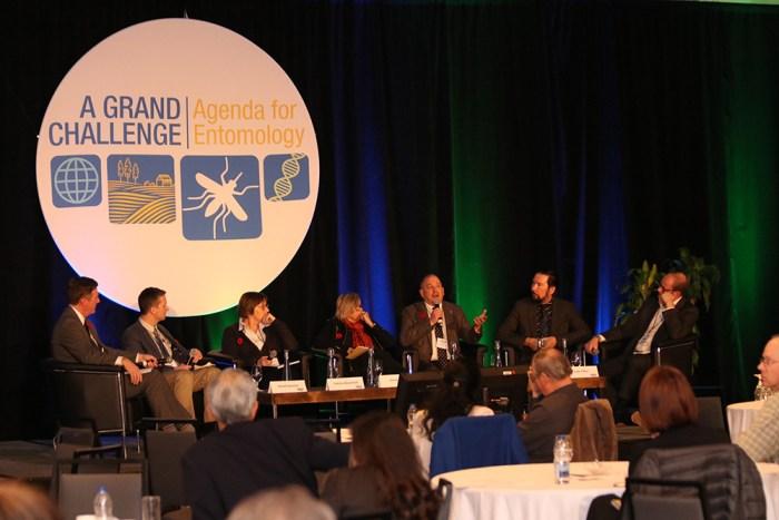Grand Challenge Agenda for Entomology summit on invasive species