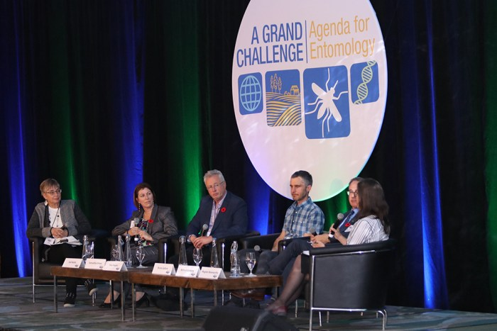 Grand Challenge Agenda for Entomology summit on invasive species