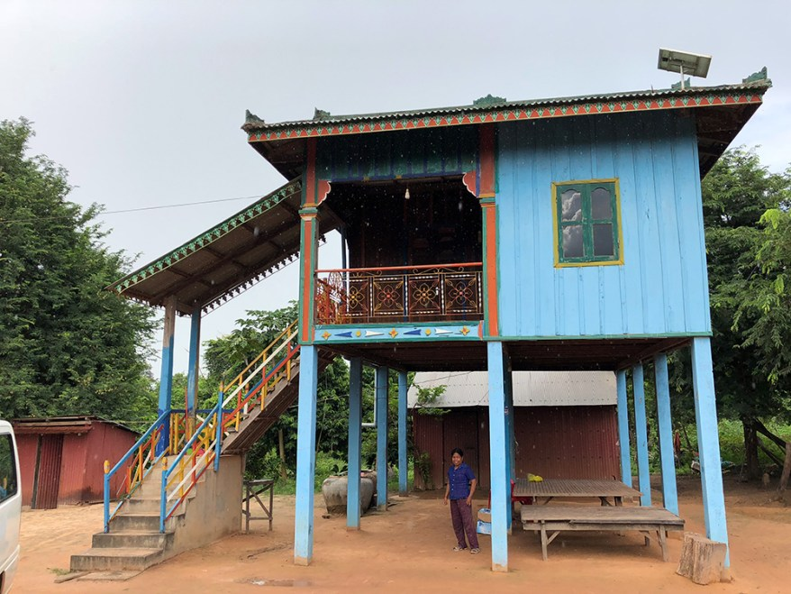 Homestay at Chambok Ecotourism Site