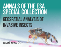 Geospatial Analysis of Invasive Insects