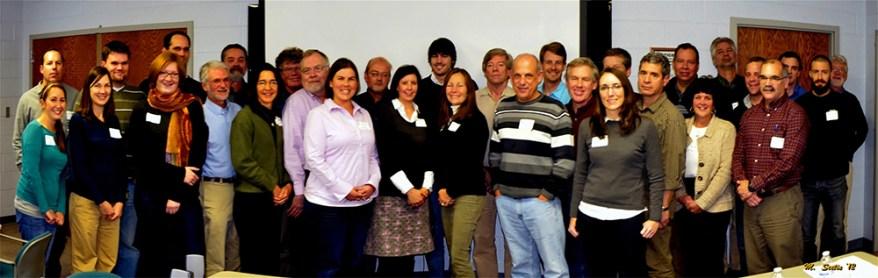 BMSB SCRI research team, 2012