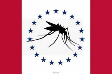 mosquito flag