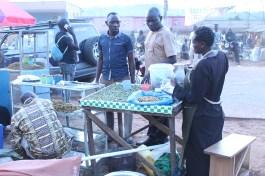 nsenene market