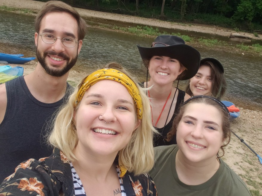 Russell Lab trip