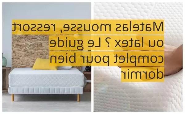 Matelas A Ressort Ikea Comment Bien Choisir Avis Consommateurs Boutique En Ligne Entprim