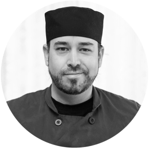 L'Entraide Plus Frederic Duclos, chef cuisinier