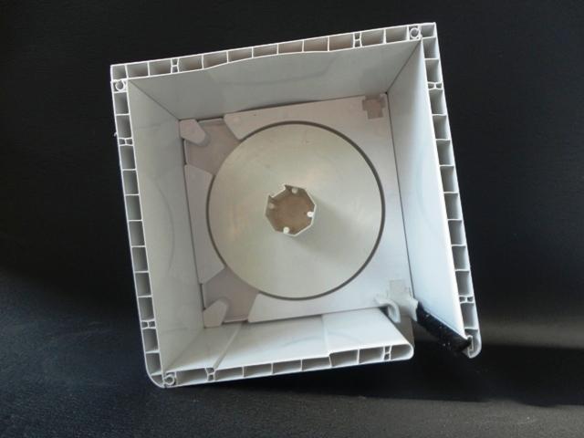 Επικαθήμενο κουτί PVC