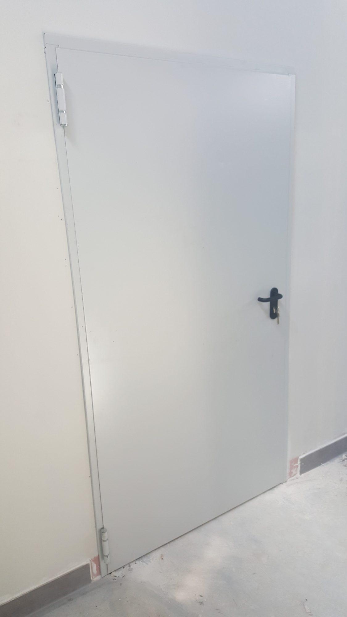 Πυράντοχες πόρτες ασφαλείας