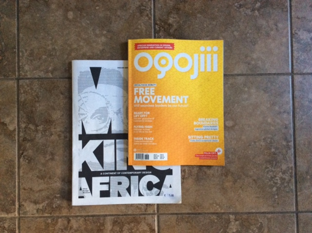 The two must-reads of the African design...