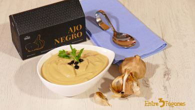 Photo of Alioli de Ajo Negro y Anchoas