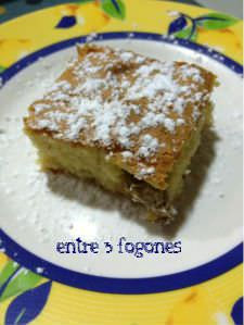Photo of Brownie de Chocolate Blanco
